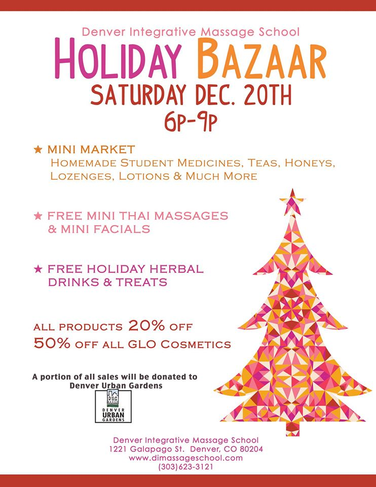 Holiday Bazaar & Holiday Sale