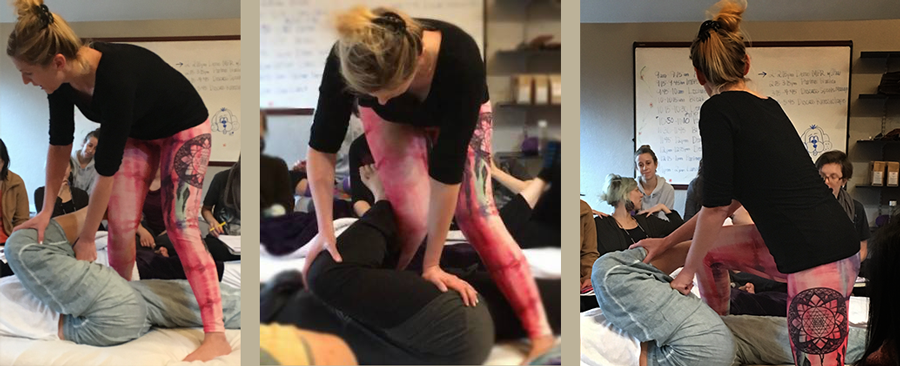 Thai For The Table Massage Class – Myofascial Release Technique