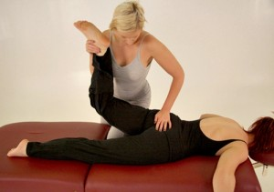 thai massage for the table course