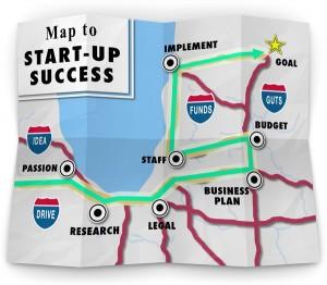 startup map