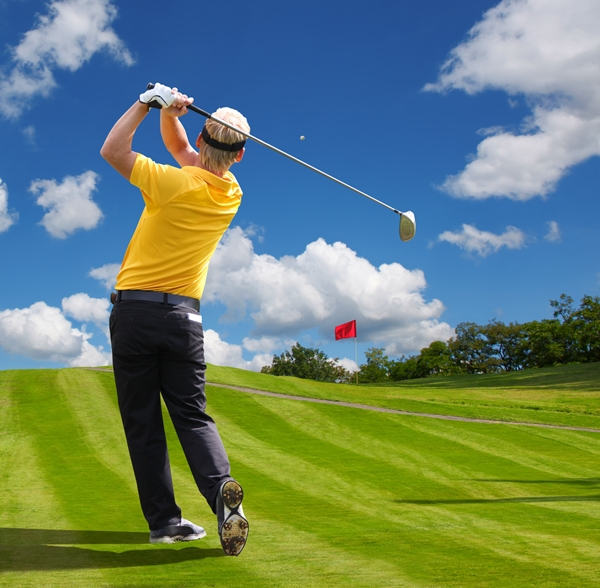 Massage Therapy for Golfers & Low Back Pain