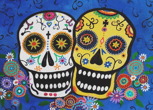 Day of the Dead Party November 1st, 2015!