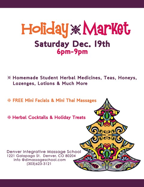 Holiday Market: December 19, 2015